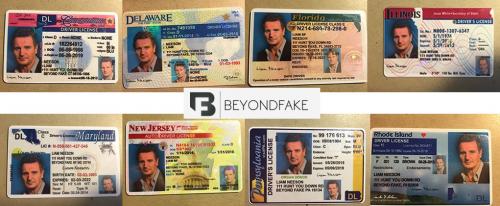 fake id'