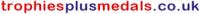 Trophies Plus Medals Logo
