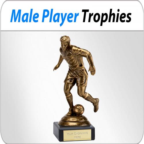 cheap football trophies'