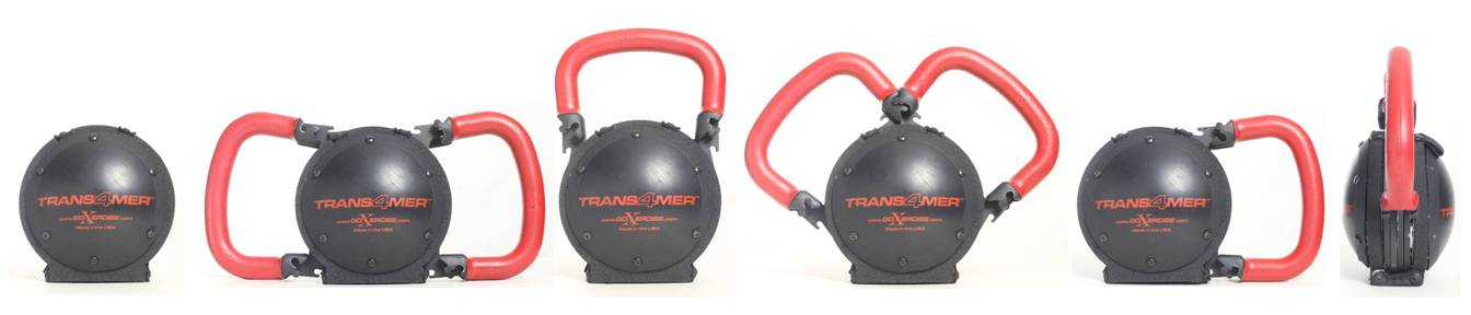 20-in-1 Trans4mer - Versatile Fitness Equipment