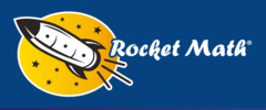 Company Logo For Rocket Math'