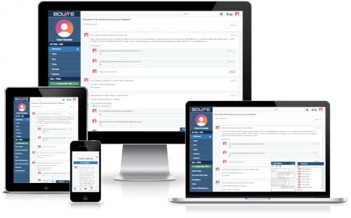 Bolste for desktop and mobile'