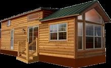 cabin'