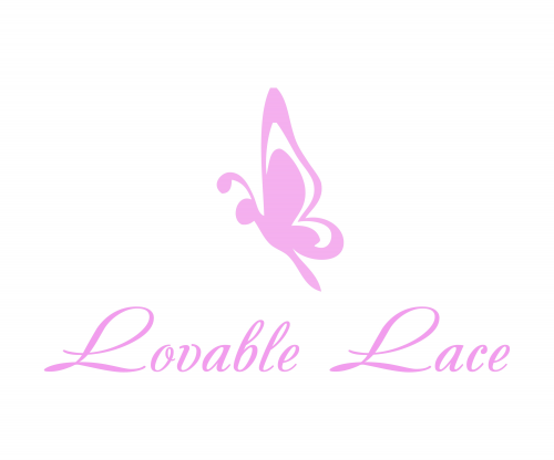 Company Logo For Lovable Lace'