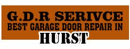 Company Logo For Garage Door Repair Hurst'