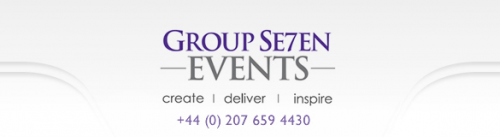 Group Se7en Events'