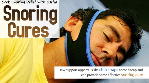 Best Ways To Stop Snoring'