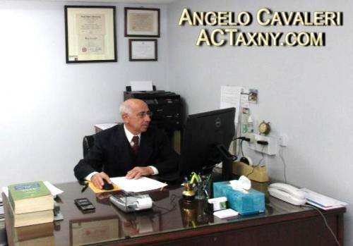 Angelo Cavaleri AC Tax Flushing NY'