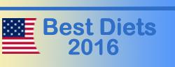 Best Diets 2016'