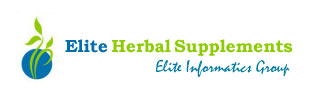 Logo for Elite Herbal Supplements'