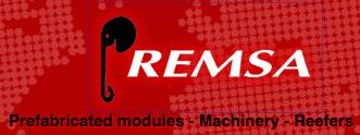 Company Logo For REMSA, Renta de Maquinaria S.L.U'
