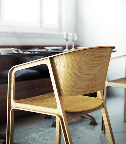 Beam Chair'