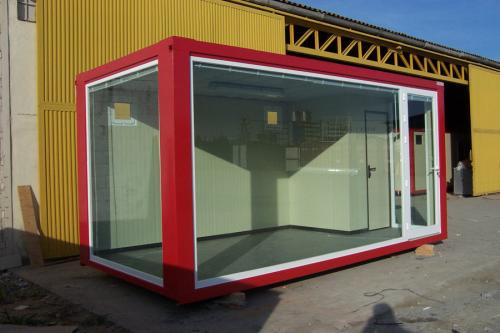 Prefabracated modules REMSA, Renta de Maquinaria S.L.U'