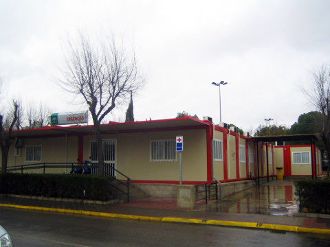 Modular clinic For REMSA, Renta de Maquinaria S.L.U'