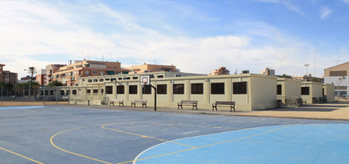 Modular education buildings REMSA, Renta de Maquinaria S.L.U'