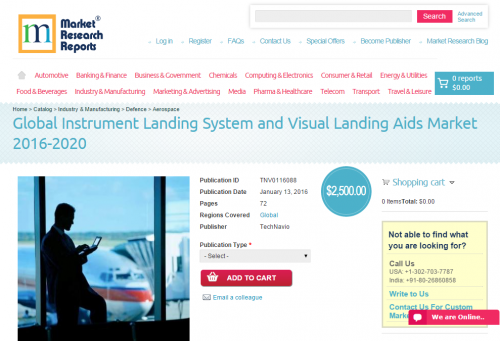 Global Instrument Landing System and Visual Landing Aids'