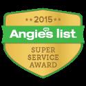 Angie's List Winner 2015'