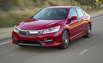 2016 Honda Accord'