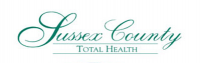 Sussex County Total Health Logo