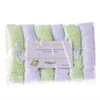 Bamboo Baby Washcloths from SiMignon.