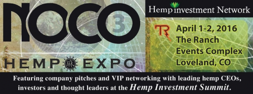 NoCo Hemp Investment Summit'