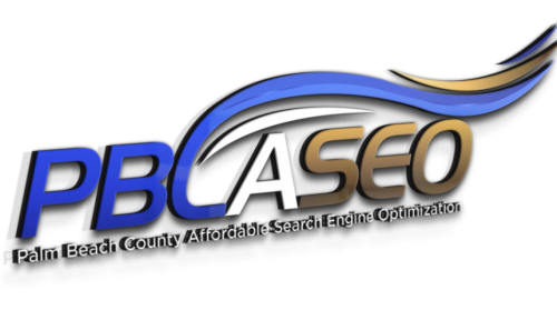 Logo For Palm Beach County Affordable Online Marketing'