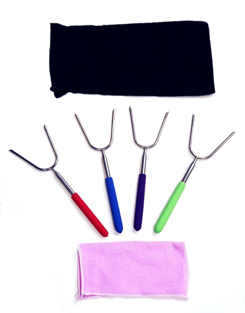 The Marshmallow Roasting Sticks'