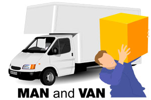 Company Logo For Man and Van Fulham'