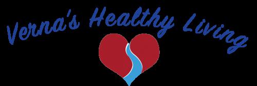 Company Logo For VernasHealthyLiving.com'