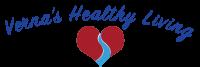 VernasHealthyLiving.com Logo