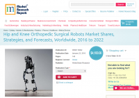 Hip and Knee Orthopedic Surgical Robots Market Shares