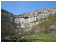 Malham Cove waterfall boosts the popularity of limestone: Lo