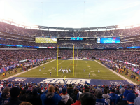 Giants vs. Panthers NFL Game on December 20, 2015