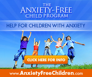 Anxiety Free Child'