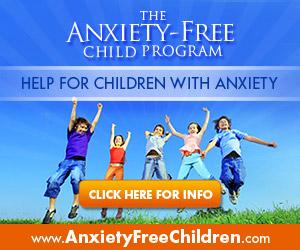 Anxiety Free Child'