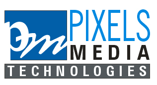 Logo for Pixelsmedia'