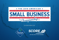 2016 American Small Business Championship