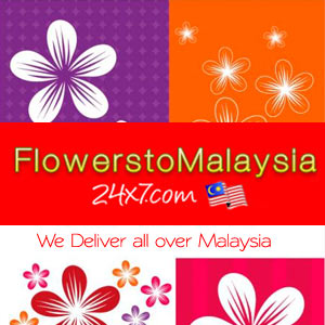 Company Logo For Flowers to Malaysia'