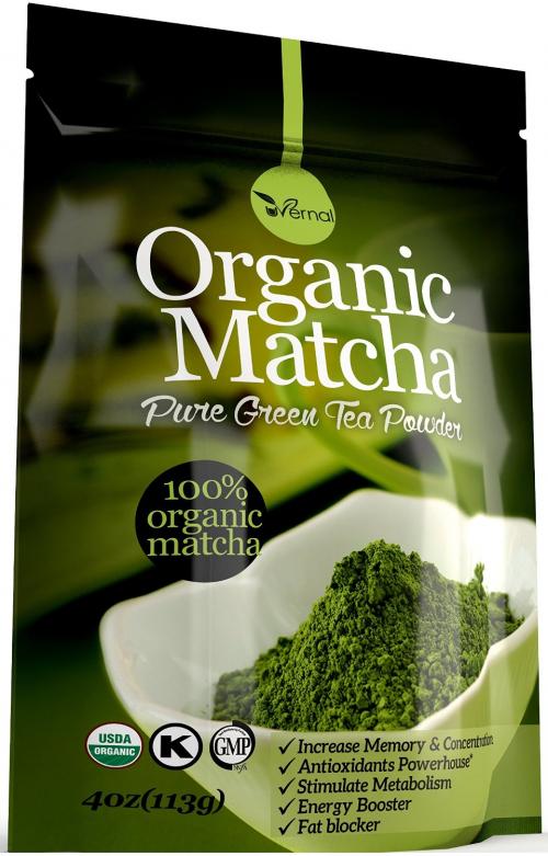 Matcha Tea'