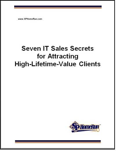 Seven IT Sales Secrets (Free White Paper)'