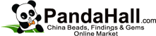 Logo for pandahall'