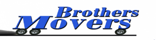 Company Logo For Brothers Movers'