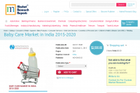 Baby Care Market in India 2015 - 2020