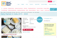 Dairy Market in India 2015 - 2020