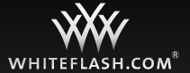 Logo for WhiteFlash.com'