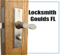 Locksmith Goulds FL Logo