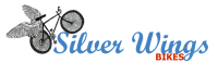 SilverWingsBikes.com Logo