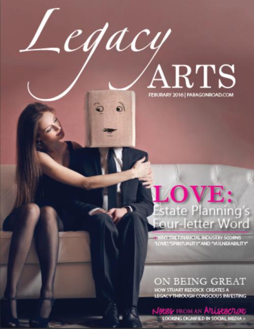 Legacy Arts Magazine'