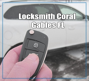Locksmith Coral Gables FL'