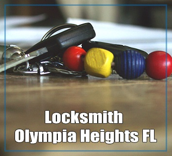 Locksmith Olympia Heights FL'
